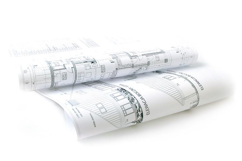 Szczegółowa zawartość pakietu projektowego