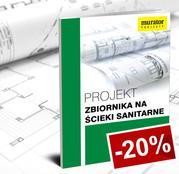 20% rabatu na projekt szamba