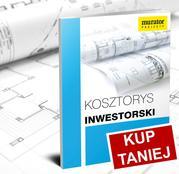 Kosztorys inwestorski już od 130 zł