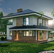 Zostań autorem nazwy projektu domu C364
