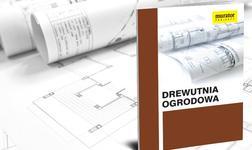 PROMOCJA: Projekt drewutni ogrodowej (dwa warianty)