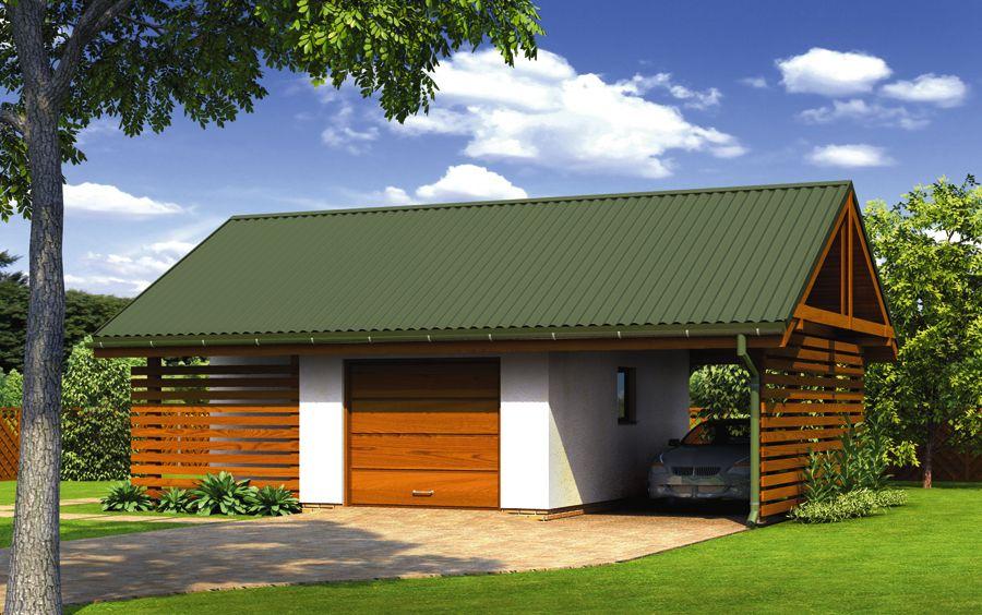 Projekty Garaży I Wiat Murator Projekty