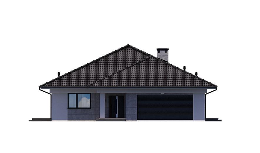 Ka23 ver.2 Projekt domu Ka23 ver.2