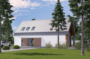 Dom z klimatem (z wentylacją mechaniczną i rekuperacją)