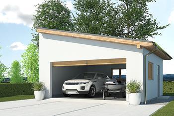 Garaż / Budynek gospodarczy APG2A