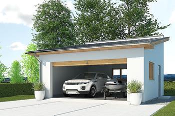 Garaż / Budynek gospodarczy APG2B