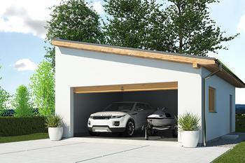 Garaż / Budynek gospodarczy APG2C