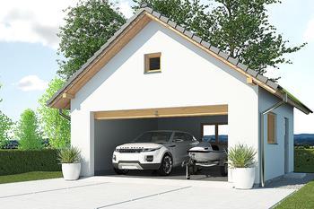 Garaż / Budynek gospodarczy APG4A