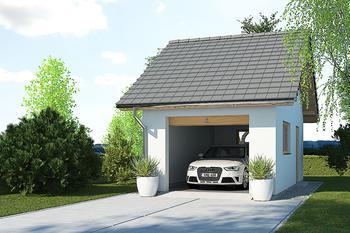 Garaż / Budynek gospodarczy