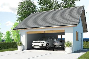 Garaż / Budynek gospodarczy APG5B