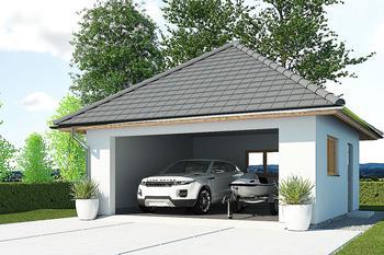 Garaż / Budynek gospodarczy APG7C