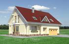 AN905 Saba (murowana - beton komórkowy)