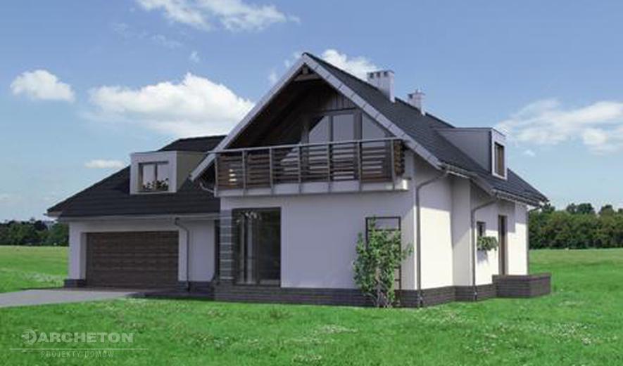 AN979 Tal (murowana - beton komórkowy)