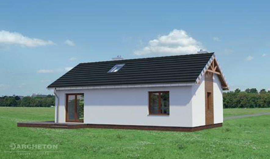 AN1486 Koliber (murowana - beton komórkowy)