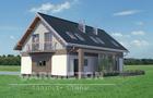 AN1504 Dymsza Polo G2 (murowana - beton komórkowy)