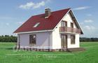 AN87 Borówka (murowana - ceramika)