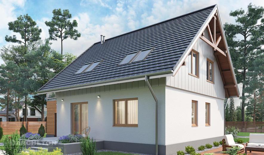 AN1535 Brzask (murowana - beton komórkowy)