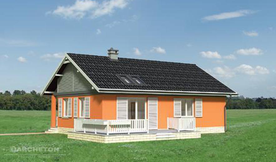 AN498 Modrzyk (murowana - silikaty)
