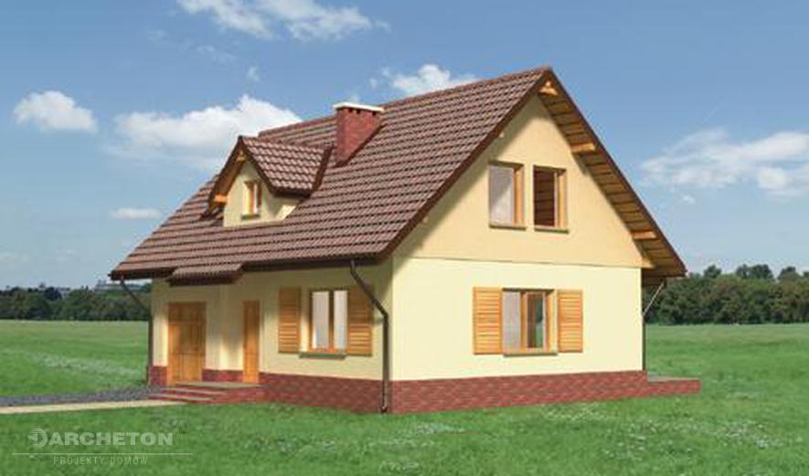 AN583 Ptyś (murowana - ceramika)