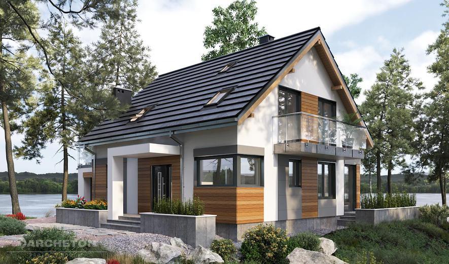 AN1708 Figa (murowana - beton komórkowy)