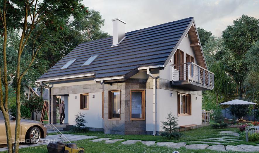AN98 Calineczka (murowana - ceramika)