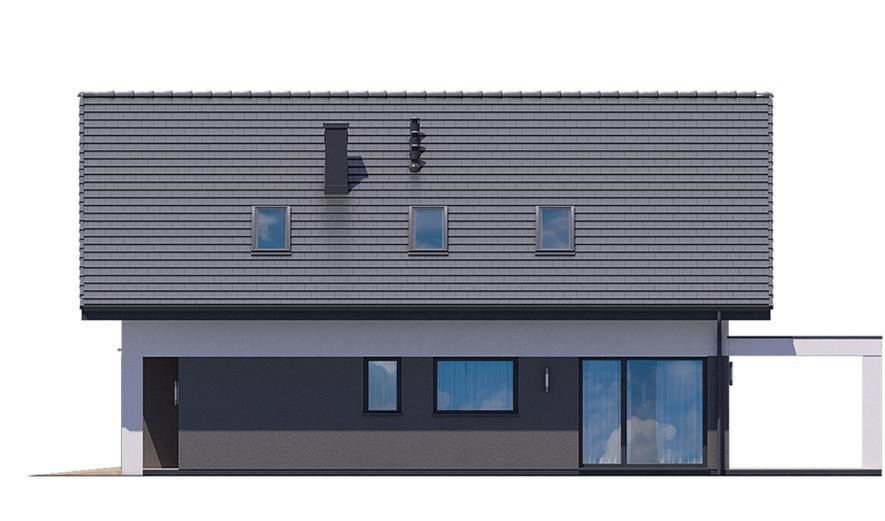 Ka33 Projekt domu Ka33