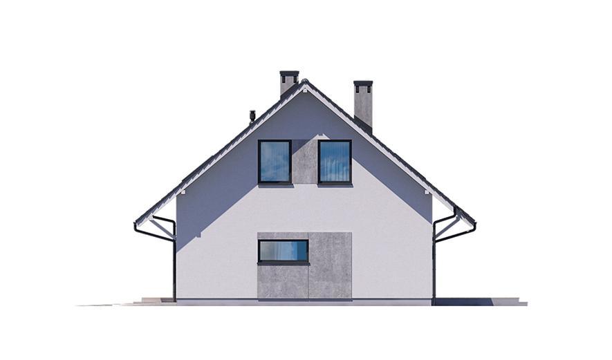 Ka16 ver.1 Projekt domu Ka16 ver.1