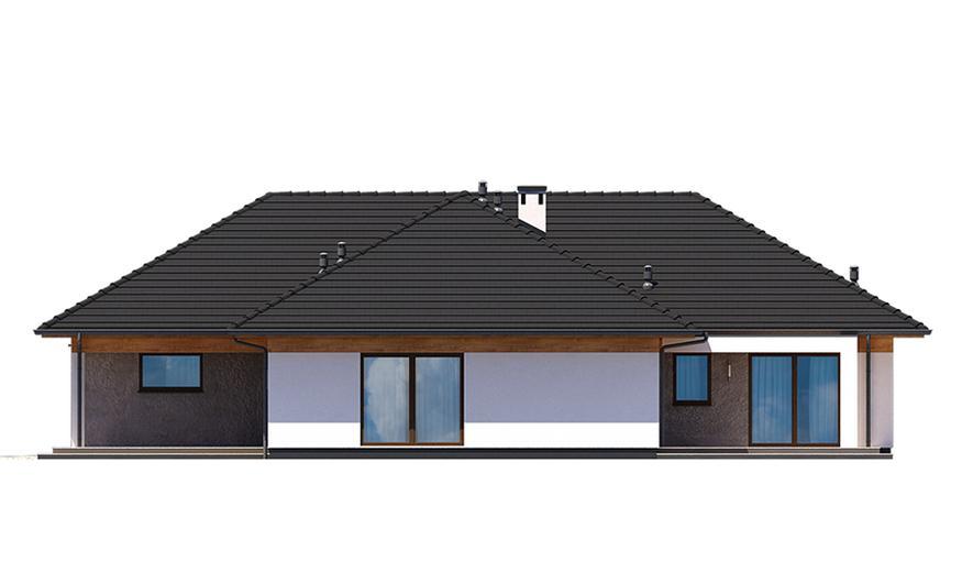 Ka32 Projekt domu Ka32