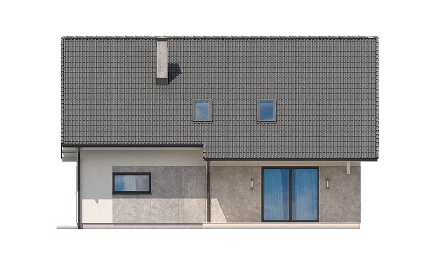 Ka16 ver.2 Projekt domu Ka16 ver.2