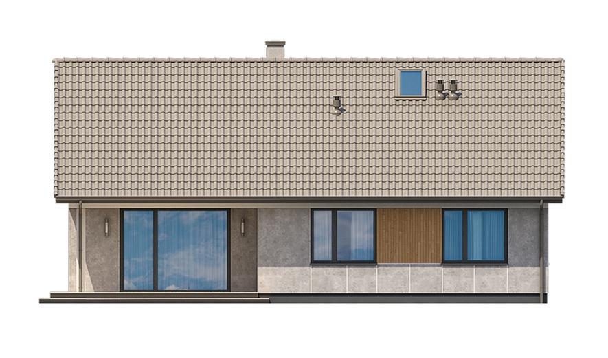 Ka78 Projekt domu Ka78