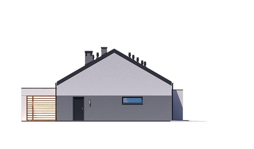 Ka44 ver.1 Projekt domu Ka44 ver.1
