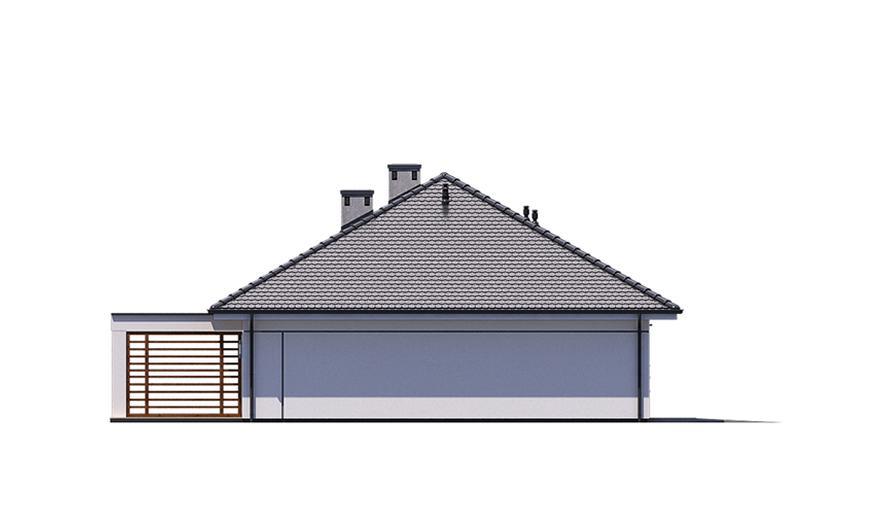Ka14 Projekt domu Ka14