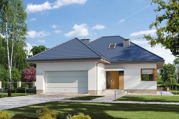 Projekt domu E-164