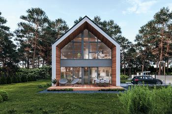 Dom perfekcyjny (z wentylacją mechaniczną i rekuperacją)