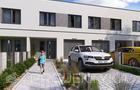 Ka120 Projekt domu Ka120  (dwulokalowy / bliźniak)