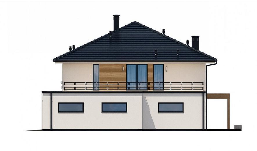 Ka127 Projekt domu Ka127