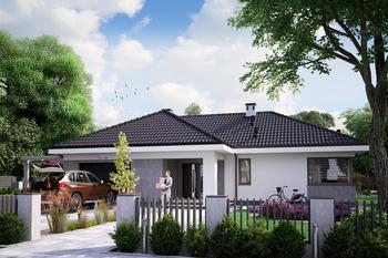 Projekt domu Ka133