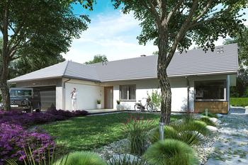 Projekt domu Ka136
