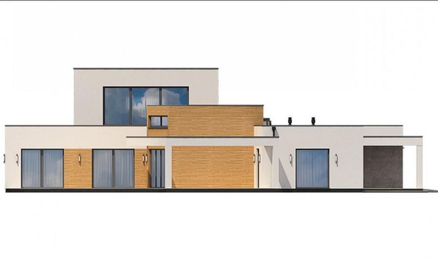 Ka141 M Projekt domu Ka141 M