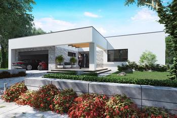 Projekt domu Ka143 T