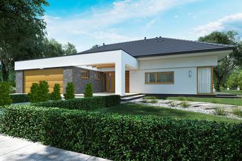 Projekt  domu Ka156 T