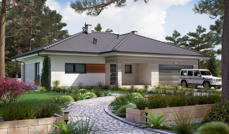 Ka17 Projekt domu Ka17