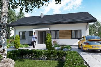 Projekt domu Ka201 Sz