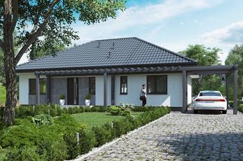 Projekt domu Ka202 Sz