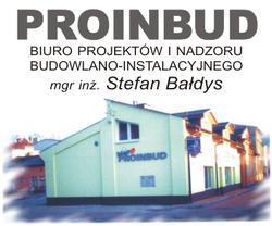 Projektowanie i Nadzory Budowlane mgr inż. Stefan Bałdys