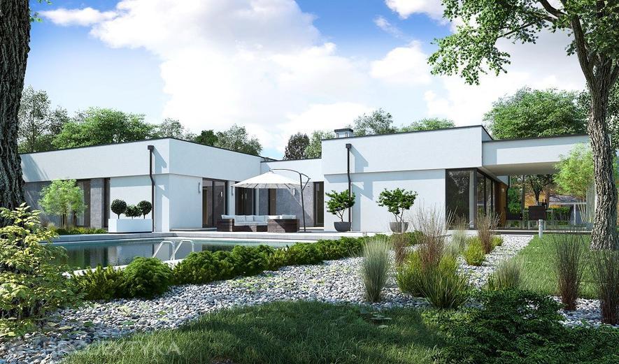 Ka150 Projekt domu Ka150