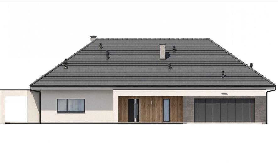 Ka128 Projekt domu Ka128
