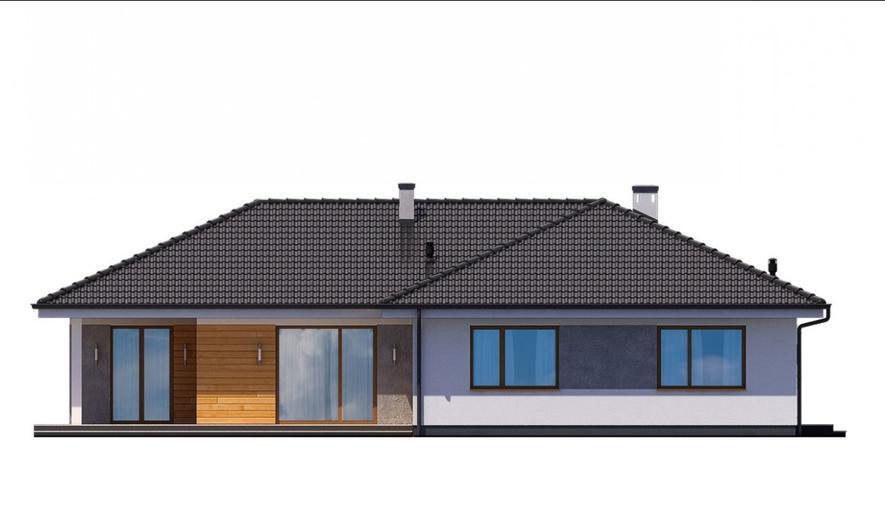 Ka40 Projekt domu Ka40