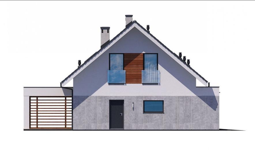 Ka39 Projekt domu Ka39