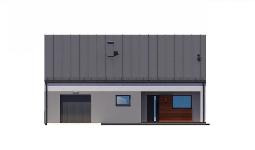 Ka38 Projekt domu Ka38